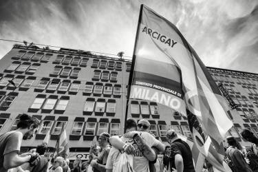 Giorgio Panigalli 020, Milano Pride - Parade