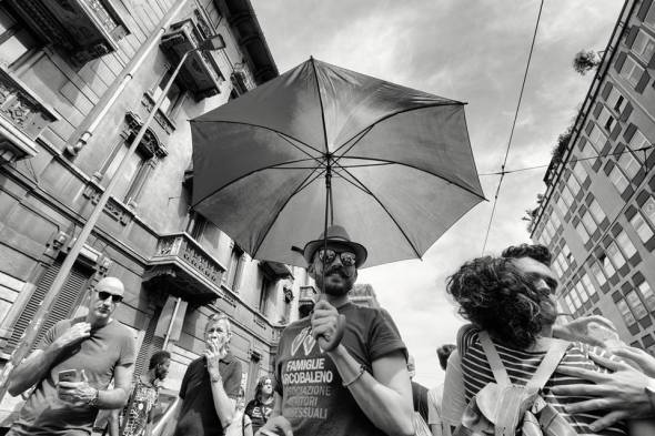 Giorgio Panigalli 021, Milano Pride - Parade