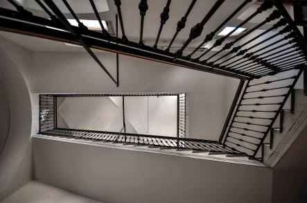 Luigi Alloni 026, Staircase Project