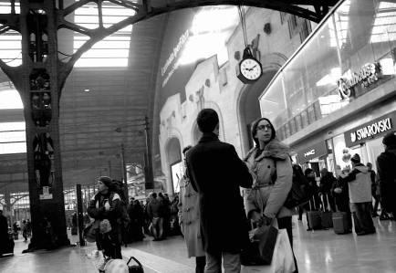 Marisa Di Brindisi 003, nell'attesa di partire