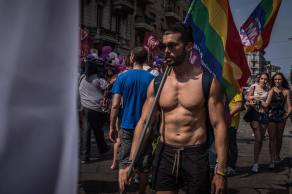 Marzio Toniolo 012, Milano Pride 2017