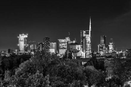 Maurizio Aloi 002, Skyline Milano