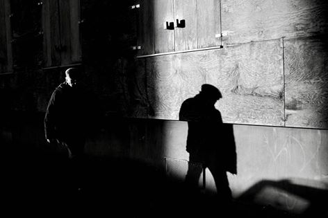 Maurizio Aloi 009, Tra l_idea e la realtà, tra la motivazione e l_atto, cade l_ombra, T. S. Eliot