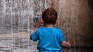Stefania Oppedisano 009 giochi d'acqua a Villa Litta Arese