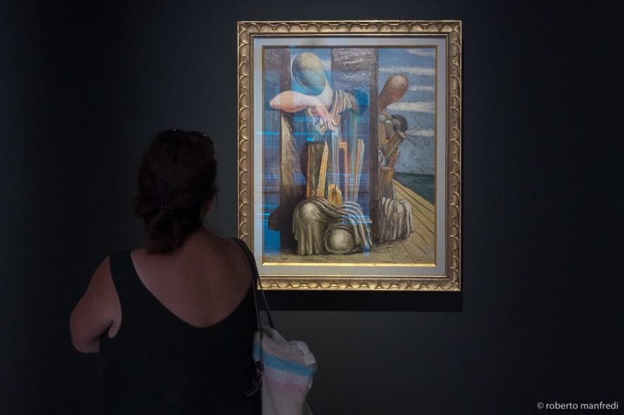 museo del 900 10 ammirando de chirico roberto manfredi