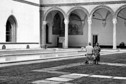 Enrico Nocito 016, LO SPECCHIO DELLA VITA