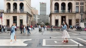 Michele De Fusco 033, duello in piazza Duomo