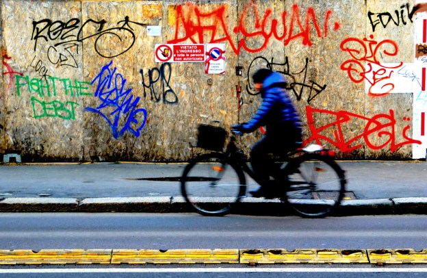 milano bicycle 8
