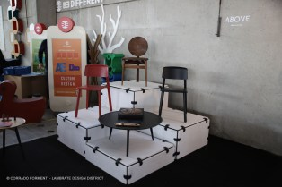 Fuorisalone 2018 14-Lambrate Design District-Via Massimiano 6-Above foto di Corrado Formenti