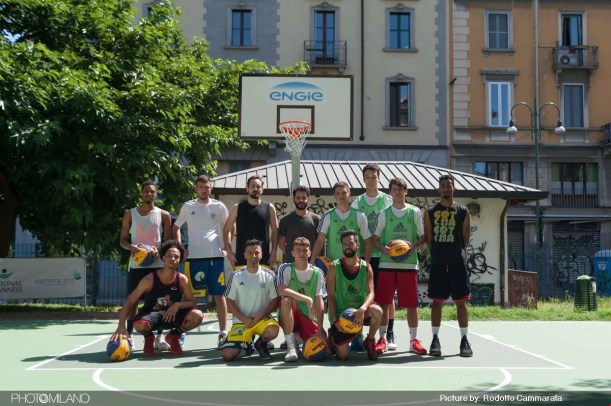 Adidas Playground Milano League