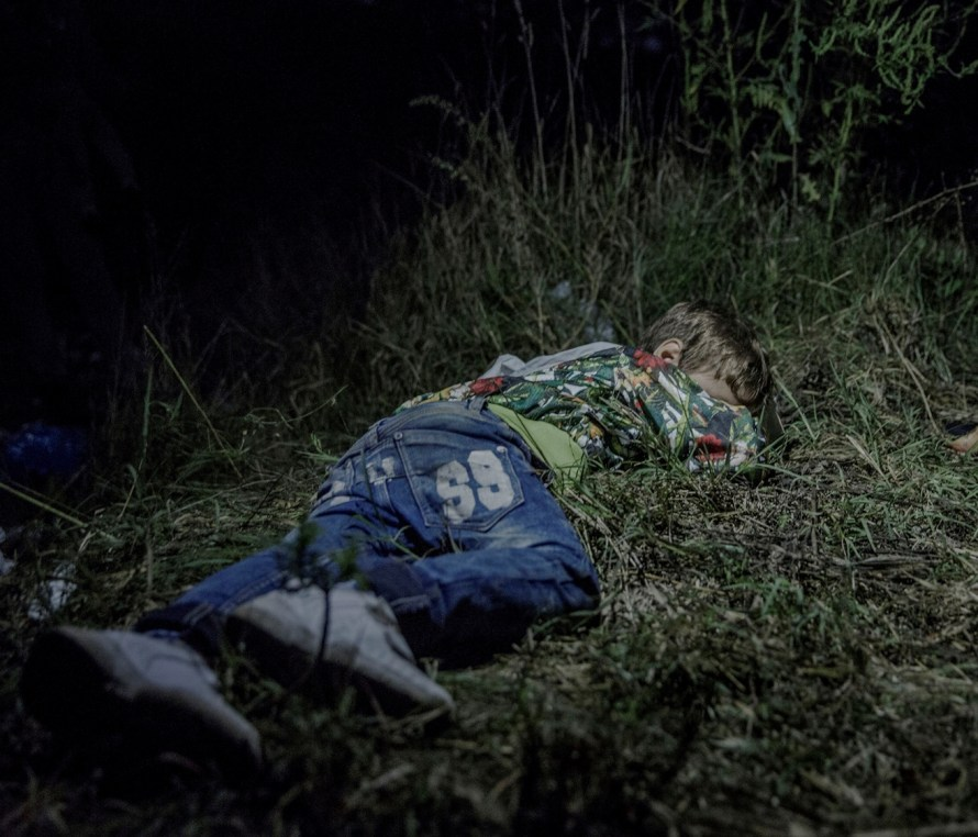 Foto Magnus Wennman, where the children sleep
