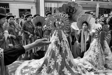 Diego Bardone, festa a Milano per la Virgen de Urkupina