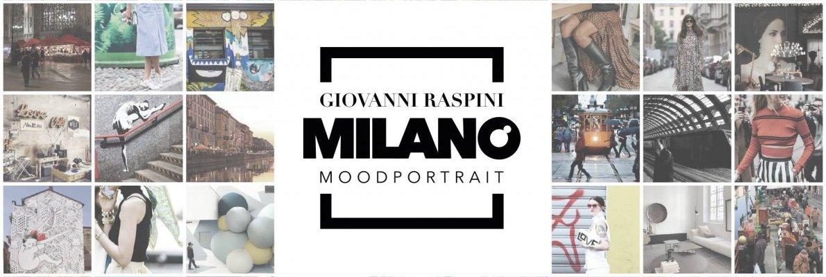 Giovanni Raspini Milano Mood Portrait