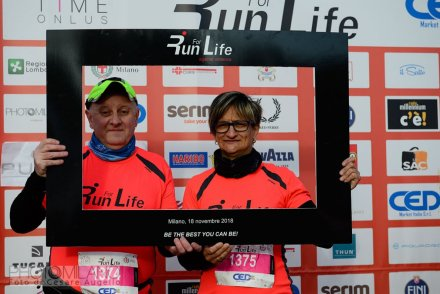 Cesare Augello, Run For Life5588