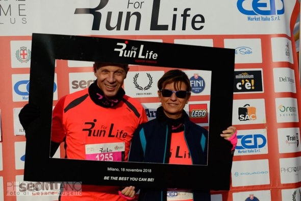 Cesare Augello, Run For Life5589