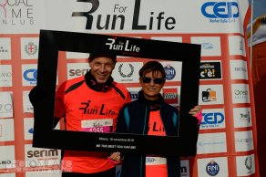 Cesare Augello, Run For Life5591