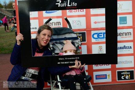 Cesare Augello, Run For Life5606