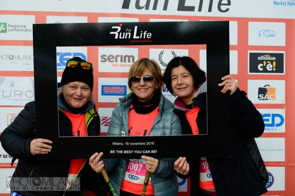 Cesare Augello, Run For Life5616