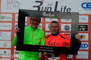 Cesare Augello, Run For Life5621