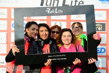 Cesare Augello, Run For Life5683
