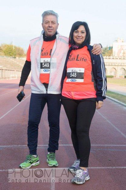 Danilo Borrelli, Run for Life 036