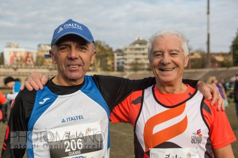 Danilo Borrelli, Run for Life 042