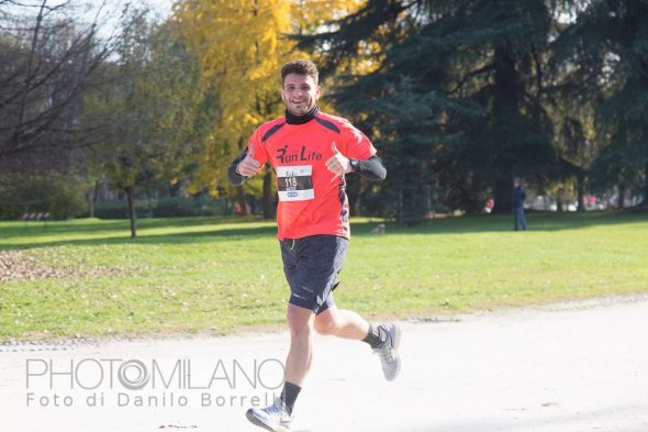Danilo Borrelli, Run for Life 060