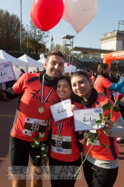 Danilo Borrelli, Run for Life 092