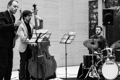 JazzMI allaVilla Necchi Campiglio,di Roberto Ferrigno - zone Monforte e Guastalla, Milano