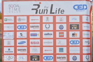Luigi Alloni, Run For Life, 021