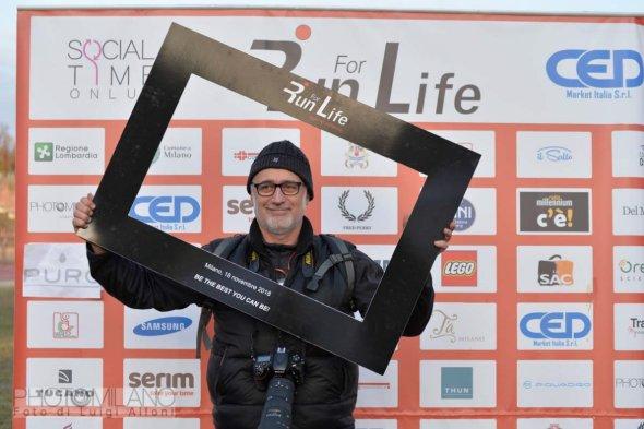 Luigi Alloni, Run For Life, 039