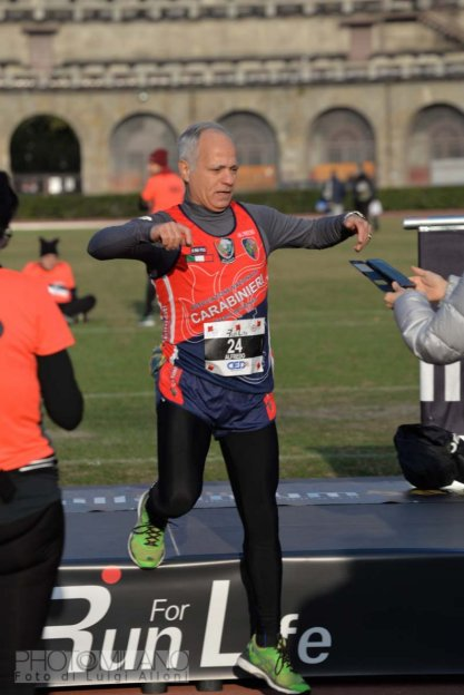 Luigi Alloni, Run For Life, 094