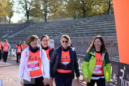 Run For Life, 2018, Milano, Arena Civica