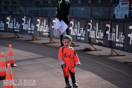 Luigi Alloni, Run For Life, 137