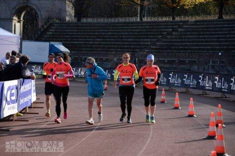 Luigi Alloni, Run For Life, 144