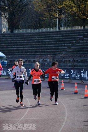 Luigi Alloni, Run For Life, 153