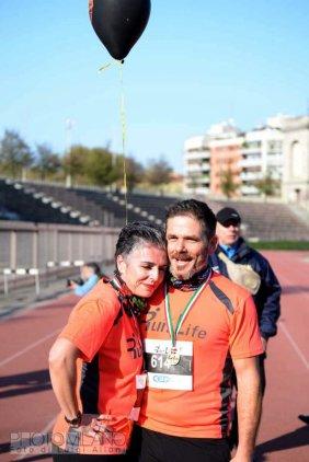 Luigi Alloni, Run For Life, 156