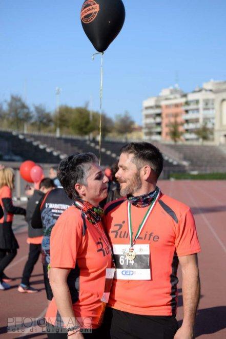 Luigi Alloni, Run For Life, 158