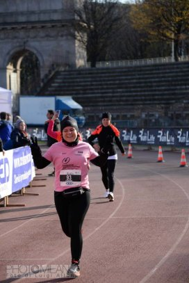 Luigi Alloni, Run For Life, 160