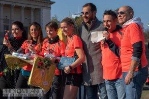 Elisabetta Gatti Biggì, Run For Life