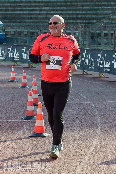 Gianfranco Bellini, Run For Life 021
