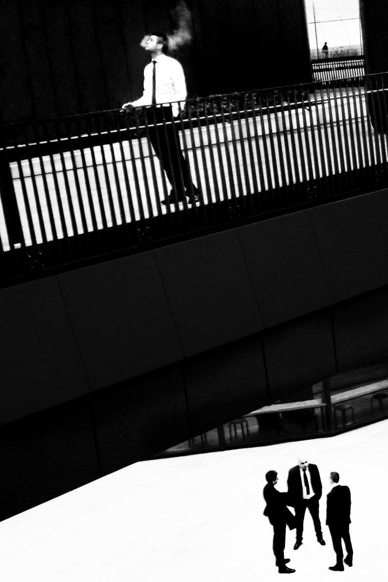 Giorgio Galimberti, Milano-2018, vincitrice per la sezione Urban Design & People del premio fotografico Giovanni Raspini Milano Mood Portrait