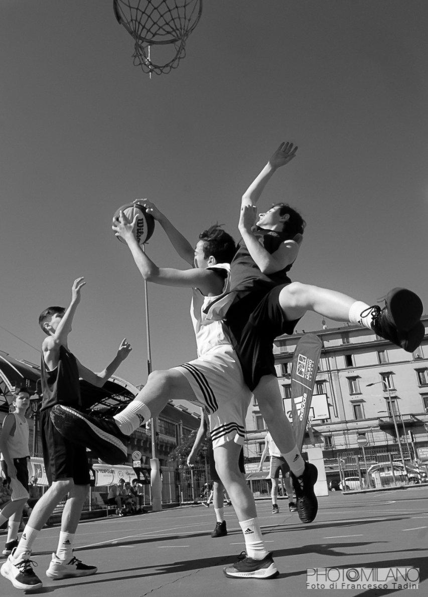 Adidas Playground Milano League