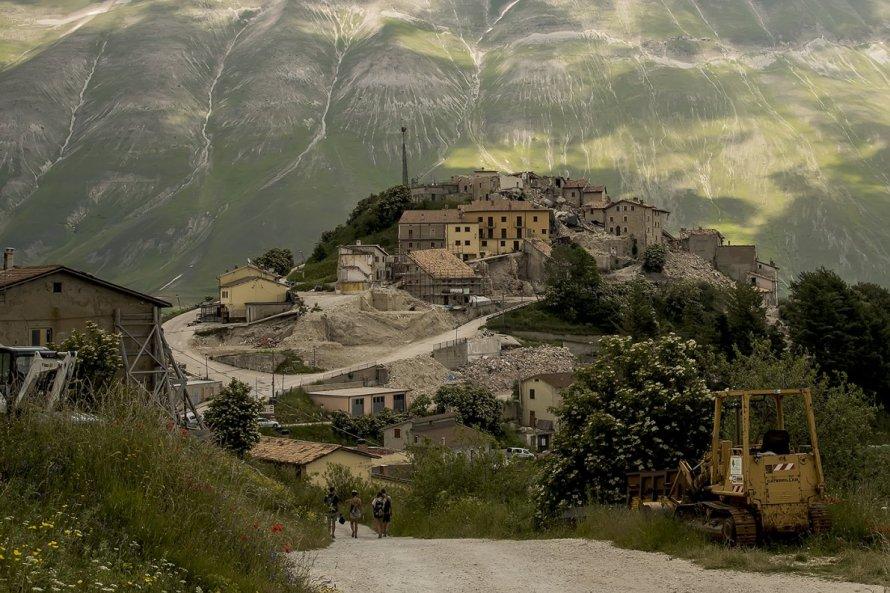 Castelluccio di Norcia, di Massimo Zanderin - Contest fotografico PhotoMilano