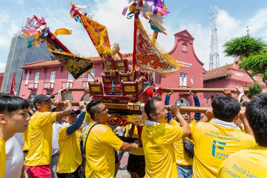 Fabio Bonfanti, Parata Taoista a Malacca, Contest fotografico PhotoMilano, Luoghi da (ri) scoprire