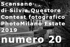 Silvia Questore, Contest fotografico PhotoMilano Estate 2019 - Luoghi da riscoprire