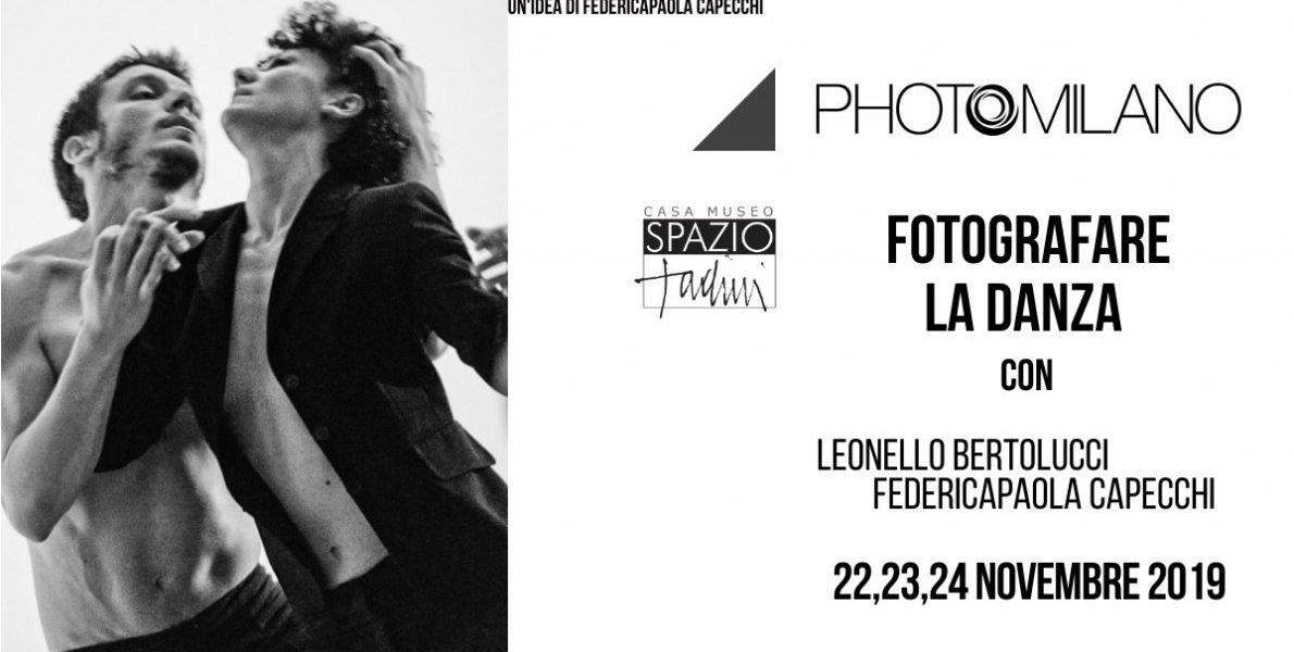 Fotografare la danza di Federicapaola Capecchi