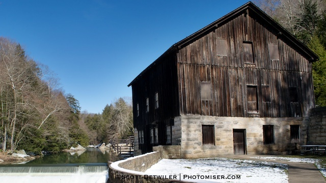 McConnells Mill HDR