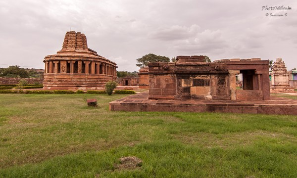 Temple complex at Aihole