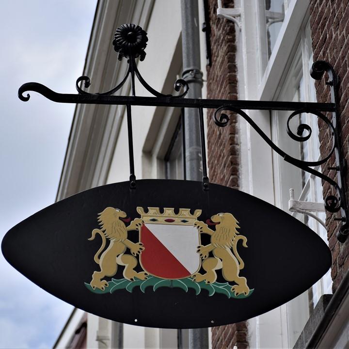 Blason d'Utrecht